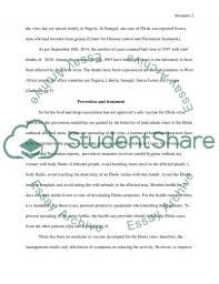 informative speech on ebola essay example topics and well  informative speech on ebola essay example