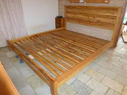 diy king size bed base