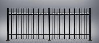 licious iron garden fencing uk