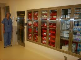 Pharmaceutical Storage Cabinets Glass Doors On Recessed Stainless Steel Storage Cabinets From Http