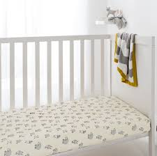 sheep sheets sheep fitted crib sheets set 1 pack by cuddles cribs shoppingworthy