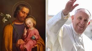 Por qué Papa Francisco eligió el día de San José para iniciar su  pontificado?
