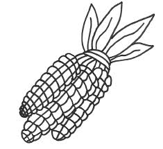 Small Picture Corn Stalk Coloring Page Free Download Clip Art Free Clip Art