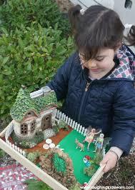mobile fairy garden