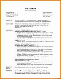 Resume Amazing Sample Resume Examples And Resume Format Sample For