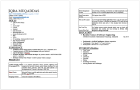 Create Perfect Resume Create A Perfect Resume And Cv