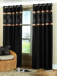 curtains curtains bedroom curtains curtains black silver curtains by