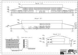 Дипломный проект ПГС торговый центр 1 Фасады