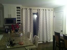 awesome shower curtain over sliding glass door random for d best idea on slider blind and