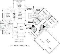 amazing rambler house plans and park craftsman home house plans 14 rambler house plans with basement