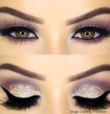transform a simple eyeliner look into a party look with glittered eyeliner were you invited