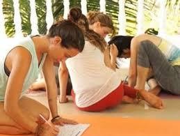 24 days 300 hours of ashtanga vinyasa yoga teacher goa india
