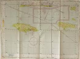 World Aeronautical Chart Jamaica 647 And Flight Approach