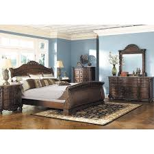 North Shore Living Room Set North Shore 5 Piece Bedroom Set B553 5pcset Ashley Afw