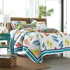 beach themed twin quilts capture the essence of the beach with this lightweight bedding beach themed