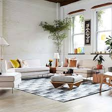 courtesy west elm commune commune designed seating and an ottoman cascadia hardware distributors c125 shaped