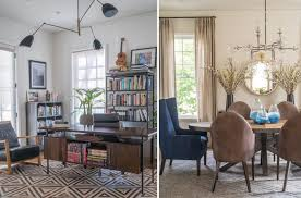 Image Exposed Brick Eclectic Home Nandina Design Home Office Modern Chandelier Dining Room Nandina Home Design Tips To Create Beautiful Eclectic Home Nandina Home Design