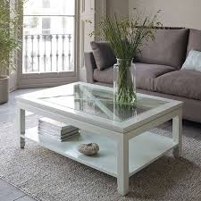 favorite white and glass coffee tables throughout white glass rustic wood coffee table all furniture