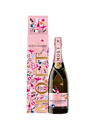 moet chandon rose imperial limited edition emoeticons moet emoji bottle valentines day moet