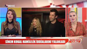 Bomba iddia! Sinem Kobal hamile ama bu durumu saklıyor! - YouTube