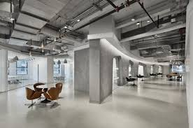 loft office design. The Design Concept Mimics A Soho Loft, Taking Advantage Of 17 Foot High Ceilings Located On 5th Floor Empire State Building. Loft Office S