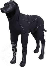 <b>Комбинезон для собак Rukka</b> Protect overall 2.0 черный 35см ...