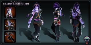 dota 2 templar assassin deadly nightshade by dra90nboi on