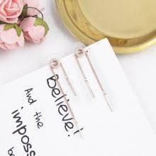 <b>Silver</b> chain in Earrings - Online Shopping   Gearbest.com