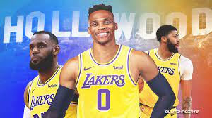 Russell Westbrook-to-Lakers trade