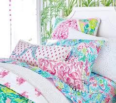 lilly pulitzer bedding bedroom set organic mermaid sheet
