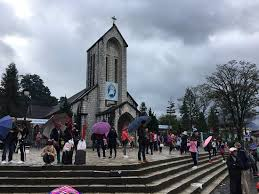 Holy Rosary Church Or the Stone Church: Stone Church Sapa
