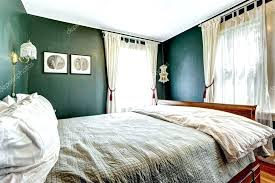 full size of dark green bedroom small with wooden bed walls stock photo p dark