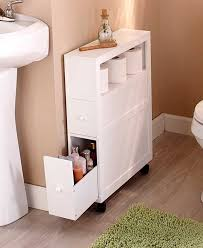 bathroom storage cabinets. slim bathroom storage cabinet rolling 2 drawers open shelf space saver cabinets e