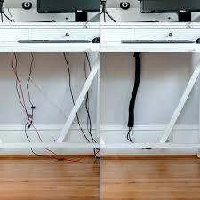 home office cable management. Home Office Cable Management Sleeves Cord Wire Organizer Wrap Hider Cover 4 Best