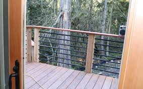 Types of deck railings Metal Metal Monmouth Blues Home Metal Outdoor Railings Metal Deck Pickets Types Of Decorative Deck