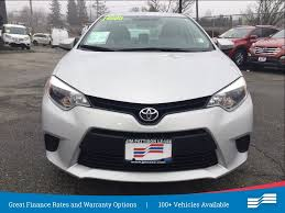 Used 2014 Toyota Corolla For Sale | Burnaby BC
