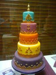 The most common oriental cake material is ceramic. Oriental Style Wedding Cake Cakecentral Com
