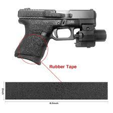 Glock Lube Chart Non Slip Rubber Texture Grip Wrap Tape Glove Custom For Glock 43 Holster Fit For 9mm Pistol Gun Magazine Accessorie
