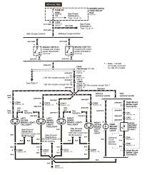 2000 honda civic wiring diagram new headlight