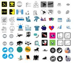Two Tone Icons Design Custom Icons Fiverr