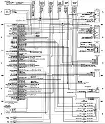 jeep grand cherokee wiring diagram ewiring 1998 jeep grand cherokee wiring diagram radio schematics and