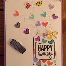 Homemade Birthday Cards For Grandma 41 Handmade Birthday Card Ideas
