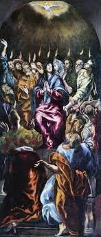 Pünkösd ünnepének időpontja nem kötődik fix dátumhoz, úgy is mondják, ez egy mozgó ünnep. Punkosd Festmeny Google Kereso El Greco El Greco Paintings Pentecost