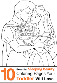 Small Picture Sleeping Beauty Coloring Pages Best Coloring Pages