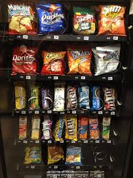 Top Vending Machine Snacks