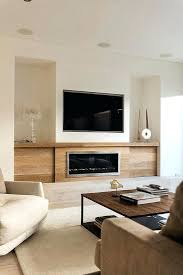 modern tv stand with fireplace modern white electric fireplace