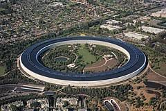 apple cupertino office. Aerial View Of Apple Park Dllu.jpg Cupertino Office L