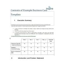 Simple Business Case Templates 30 Simple Business Case Templates Examples Template Lab