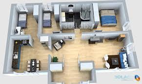 cute pad 8 3d house plans floor plans pinterest 3d house