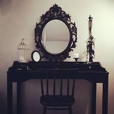 black bedroom vanities. Bedroom Vanity Black Charming Ideas Set Image Gallery Collection Vanities O